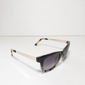 Foster Grant Sun Coast Cheetah Goldtone Sunglasses